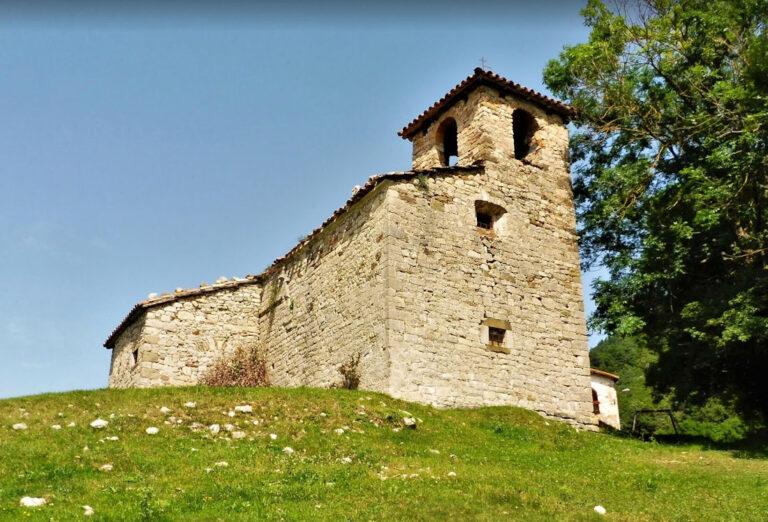 Sant Pau de Segúries, Santa Maria de Perella