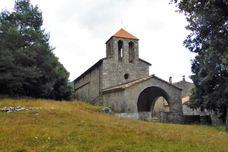 Sadernes, Sant Grau d'Entreperes, Sender de Guitarriu