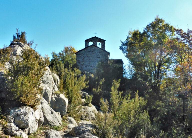 Campdevanol. Itinerari Natura de Sant Pere Aüira (1)