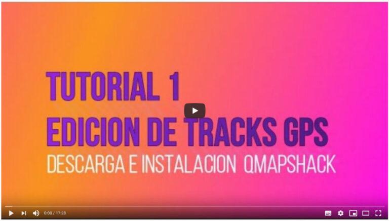 Tutorial QMapShack