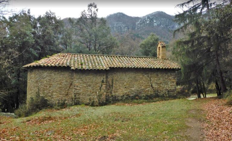 Joanetes, Sant Mateu, Coll de Bracons, Serra de Llancers, Sant Miquel de Falgars