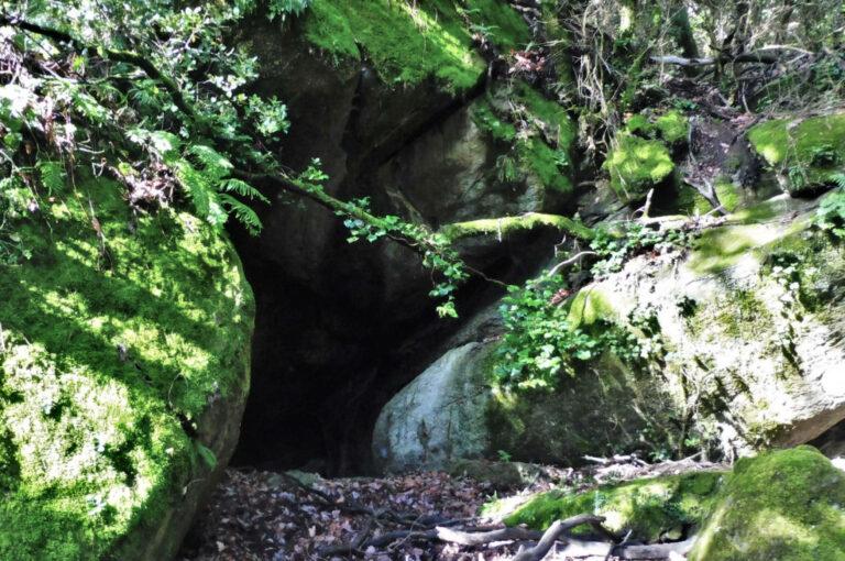 Serra del Corb. Coll d'en Bas, Serrat Llarg, Coves d'en Vila, Pas dels Marbolenys, Serrat de Marbolenya