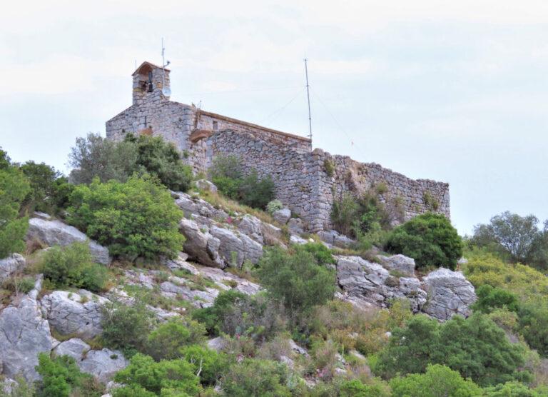 Terrades, Santuari de la Salut, Santa Magdalena