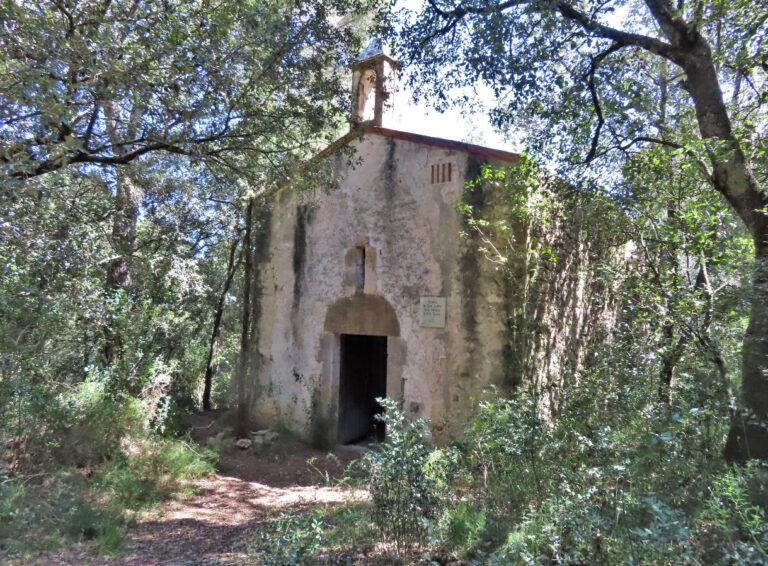Cloquells, Cistella, Santuari de Mare de Déu de Vida